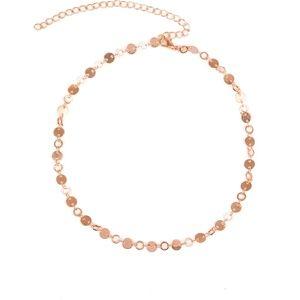 Inner SPOTLIGHT Rose Gold Choker Necklace Set